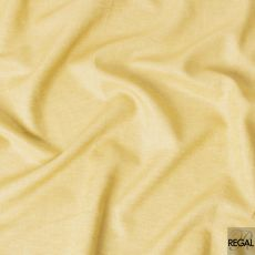 Banana yellow plain 100% linen fabric 60 Lea-D6373