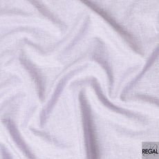 Thistle purple plain 100% Pure linen fabric-D7090